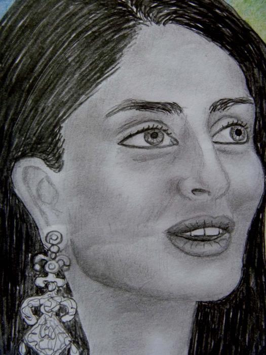 Kareena Kapoor par saray